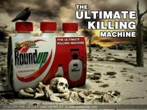 Η τρομακτική αλήθεια για το Roundup